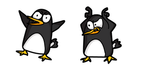 Fancy Pants Adventures Angry Penguin Cursor