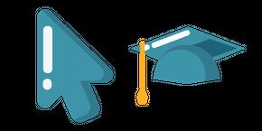 Minimal Square Academic Cap