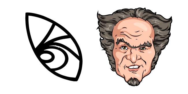 A Series of Unfortunate Events Count Olaf and Tattoo
