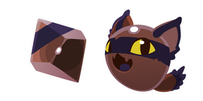Slime Rancher Hunter Slime and Plort Cursor