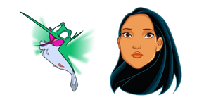 Pocahontas and Flit Cursor