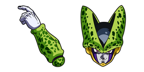 Dragon Ball Cell Curseur