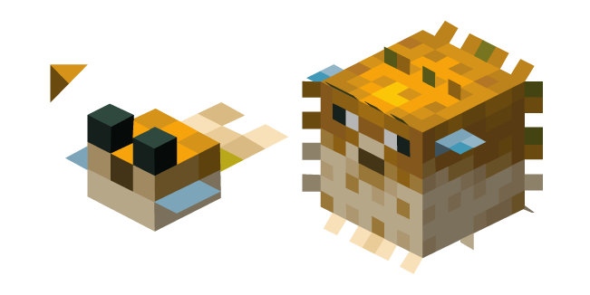 Minecraft Pufferfish