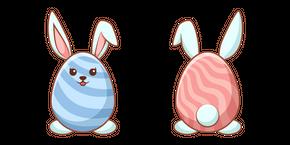 Easter Bunny Egg Cursor
