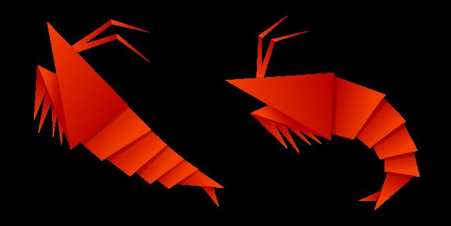 Origami Shrimp