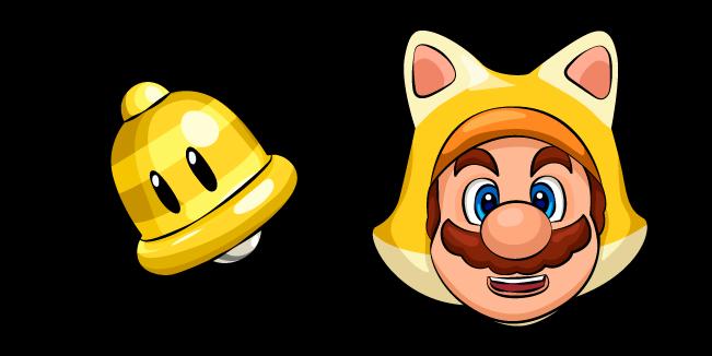 Super Mario Cat Mario and Super Bell
