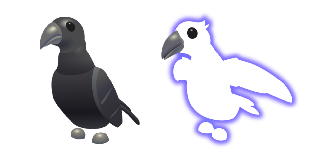 Roblox Adopt Me Crow