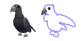 Roblox Adopt Me Crow Curseur