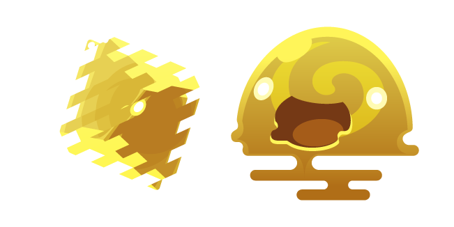 Slime Rancher Quantum Slime and Plort