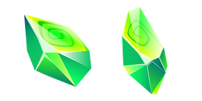 Uranium Crystal Curseur