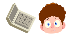 Camp Camp Neil and Calculator Cursor