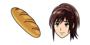 Attack on Titan Sasha Braus Cursor