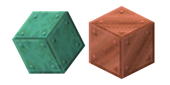 Minecraft Block of Copper