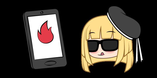 Gacha Life Дейзи и Огненный Телефон