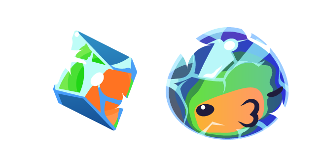 Slime Rancher Mosaic Slime and Plort