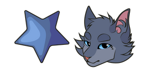 Warrior Cats Bluestar Cursor