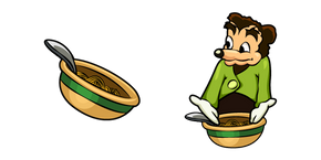 Somebody Toucha My Spaghet Meme Cursor