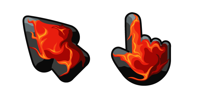 Materials Burning Charcoal