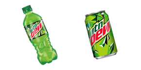 Mountain Dew Curseur