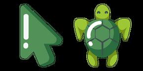 Minimal Turtle Cursor