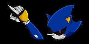 Metal Sonic Cursor