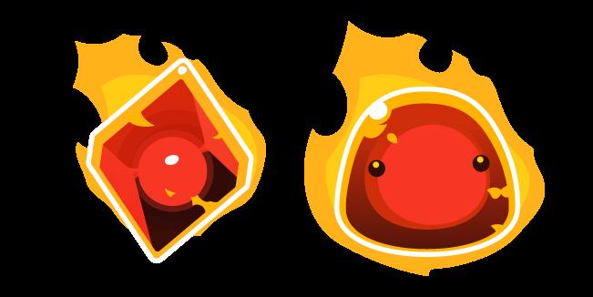 Slime Rancher Огненный Слайм и Плорт