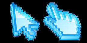 3D Ice Pixel Cursor