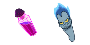 Hercules Hades and Potion Cursor