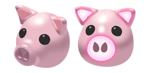 Курсор Roblox Adopt Me Свинья