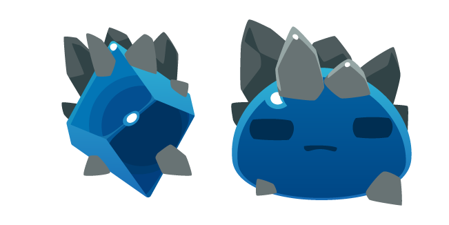 Slime Rancher Rock Slime and Plort