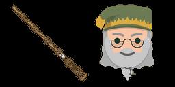 Harry Potter Dumbledore Wand Curseur