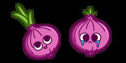 Cute Onion Cursor