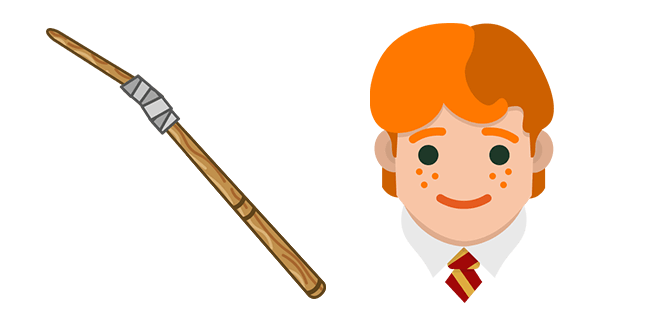 Harry Potter Ron Weasley Wand