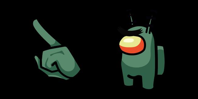 Among Us Plankton Character