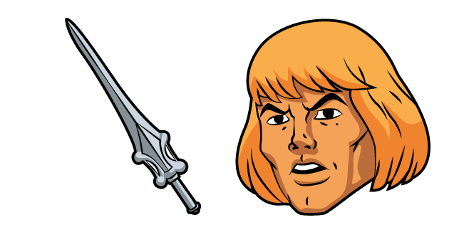 He-Man and Power Sword