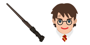 Harry Potter Wand Cursor