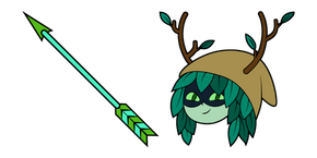 Adventure Time Huntress Wizard Cursor