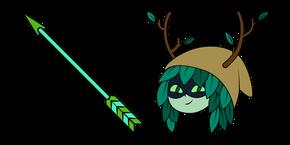 Adventure Time Huntress Wizard Curseur
