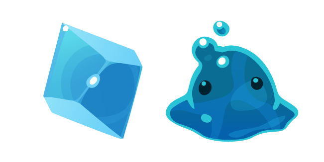 Slime Rancher Puddle Slime and Plort