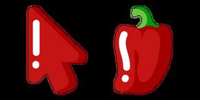 Minimal Bell Pepper Curseur