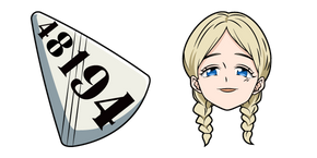 The Promised Neverland Anna Cursor