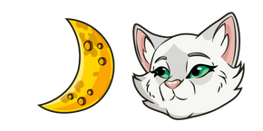 Warrior Cats Half Moon Cursor