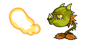 Plants vs. Zombies Snapdragon Cursor