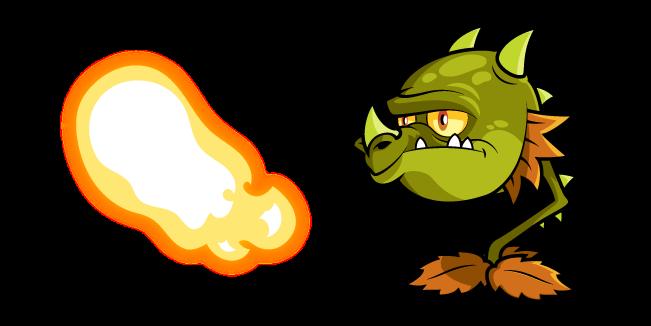 Plants vs. Zombies Snapdragon