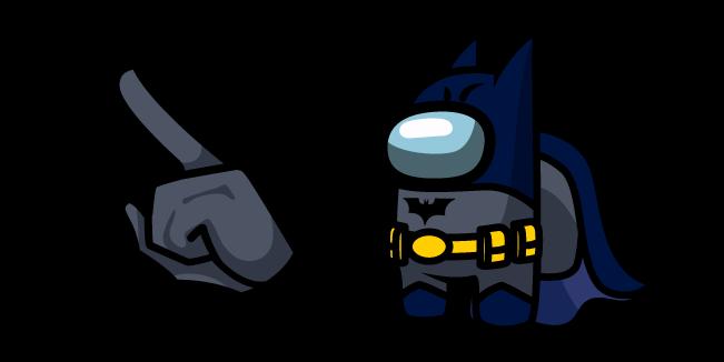Among Us Batman Character