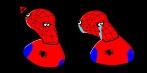 Spodermen Meme Cursor