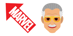 Marvel Stan Lee Cursor