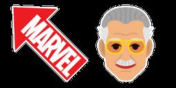 Marvel Stan Lee Cursor