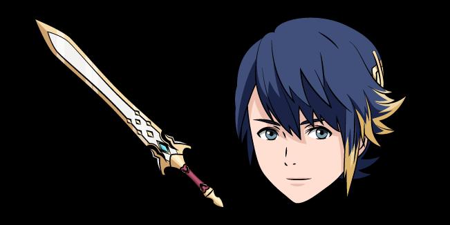 Fire Emblem Alfonse and Sword