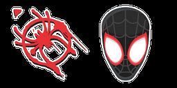 Spider-Man Miles Morales Logo Cursor